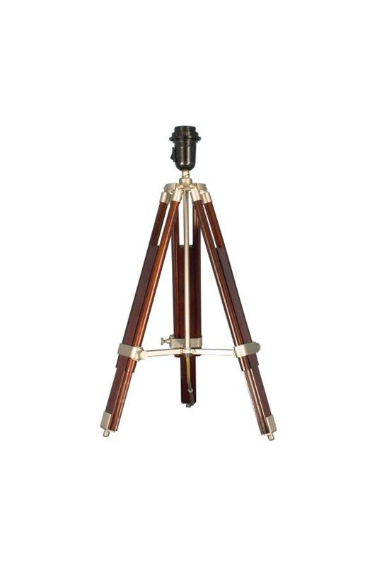 Aneta Stativ Brun 69Cm Lampfot