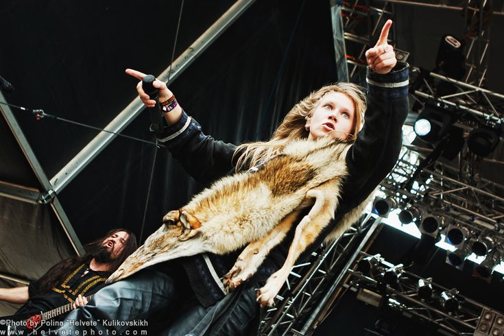 Arkona at Brutal Assault 2012 by helvetephoto.deviantart.com on @deviantART