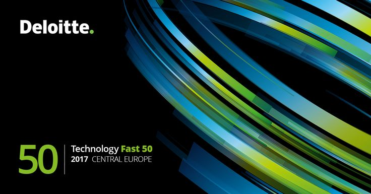Deloitte Technology Fast 50 is a programme that recognises and profiles the fastest growing public or private technology companies in Central Europe. #deloitte #technology #fast50 #innovation #startups #distruption #hardware #software #media #telecommunications
