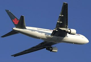 September 26 The Boeing 767 airliner makes its first flight.
