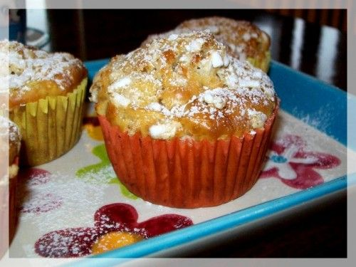 Muffins alle mele di Anna Moroni