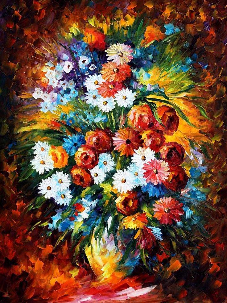 CONGRATULATION - Palette knife Oil Painting  on Canvas by Leonid Afremov http://afremov.com/CONGRATULATION-Palette-knife-Oil-Painting-on-Canvas-by-Leonid-Afremov-Size-30-x40.html?bid=1&partner=20921&utm_medium=/vpin&utm_campaign=v-ADD-YOUR&utm_source=s-vpin