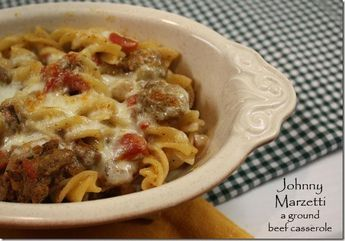 1960s Johnny Marzetti Casserole | AllFreeCasseroleRecipes.com