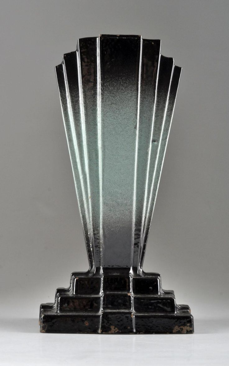 Modern art deco furniture - Art Deco Glass Sculpture