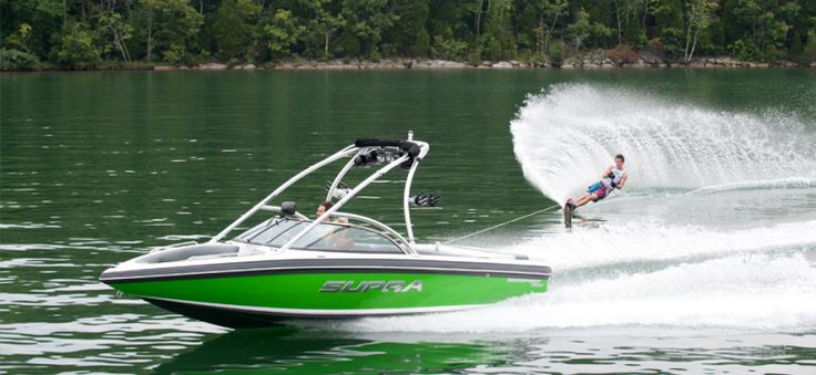 New 2012 Supra Boats Sunsport 20 V Ski and Wakeboard Boat Photos- iboats.com 1