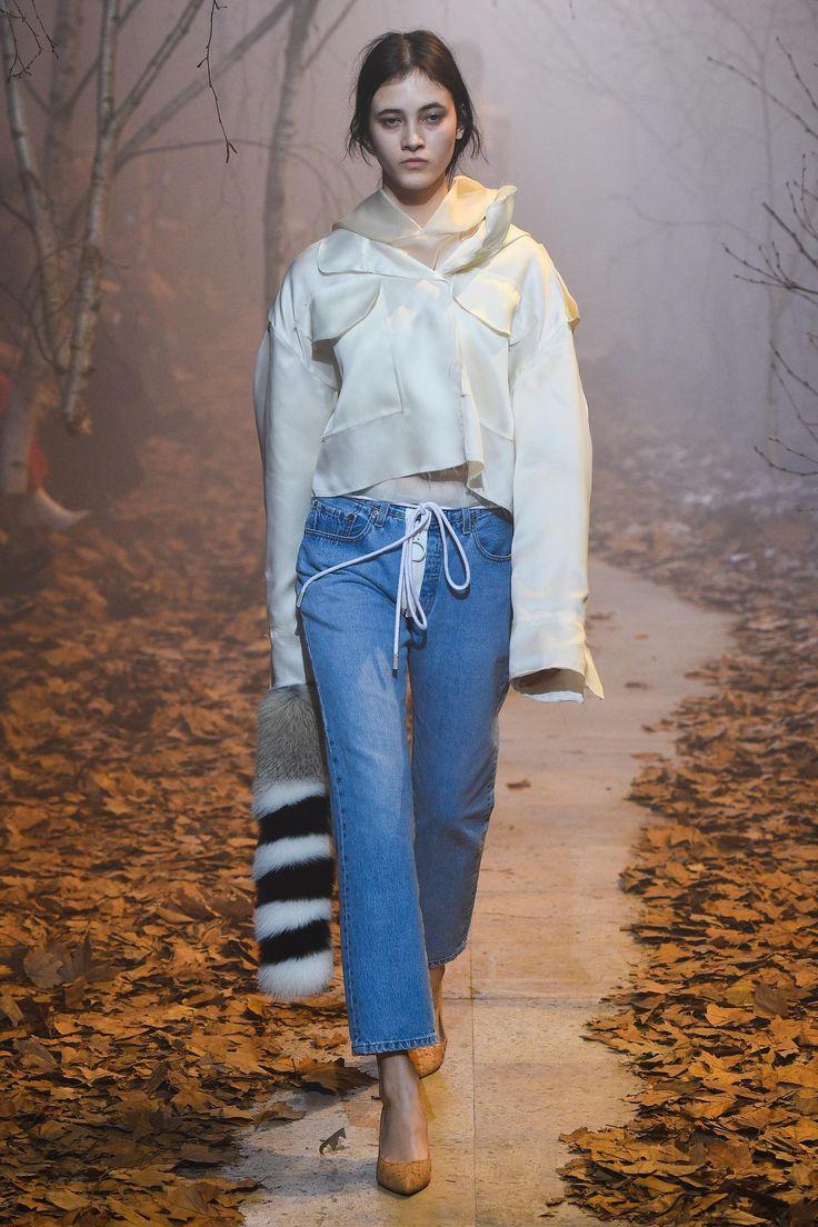 Défilé Off-White prêt-à-porter femme automne-hiver 2017-2018 12