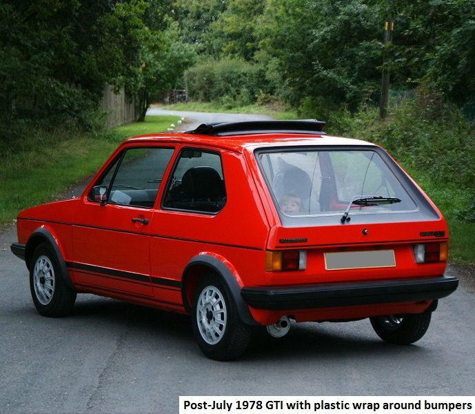 """Renault Owners Club Of North America: 39 Best MK1 Golf GTI """"Campaign"""" Edition Images On"""