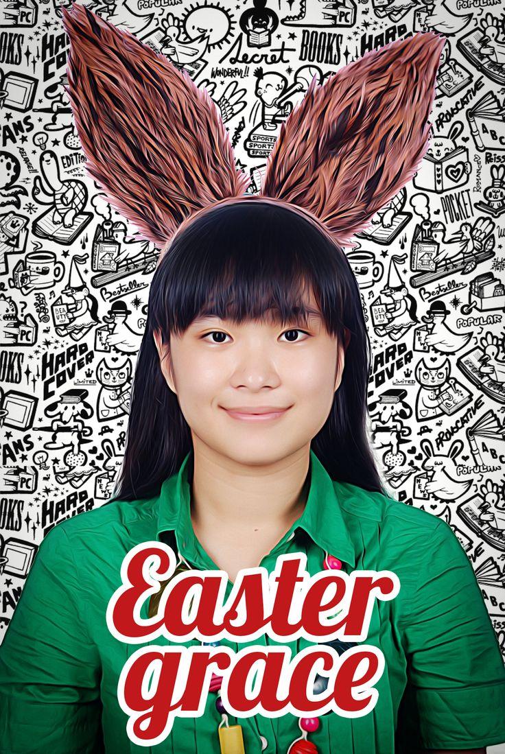 Easter Grace  Met Paskah Dek :)
