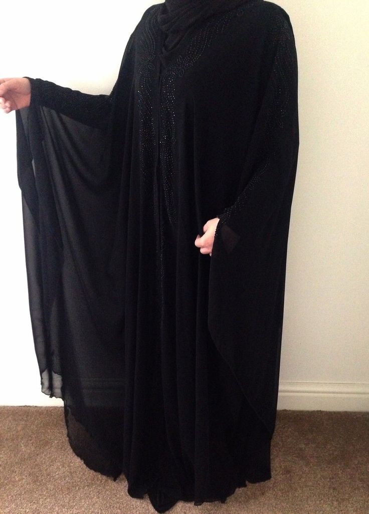 Dubai Style Abaya overcoat kaftan