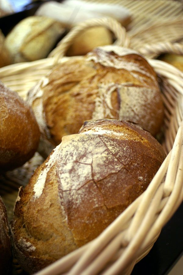 Sourdough Boule Recipe - Food and Recipes - Mother Earth Living