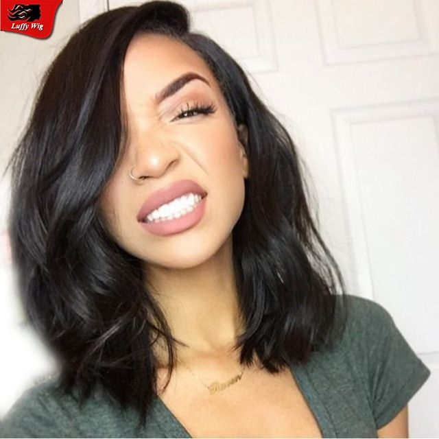 Loose Wave Full Lace Human Hair Wigs 100%Brazilian Virgin Hair Lace Front Wigs For Black Women Brazilian virgin hair U part wigs