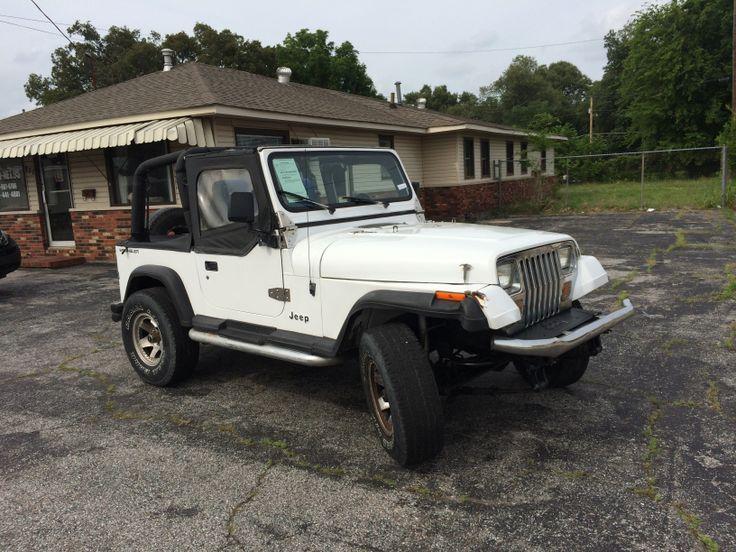 93 jeep wrangler 3995. Stevescars. Com