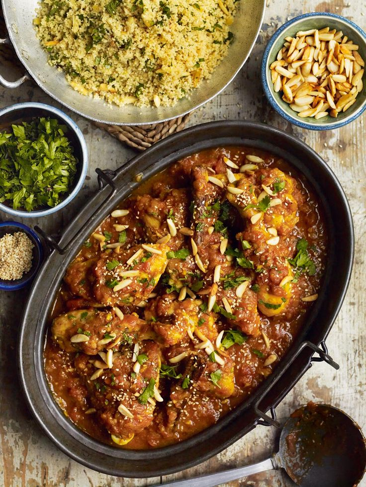 chicken recipes moroccan delicious recipe dinner party magazine yummy cooking tasty morrocan read deliciousmagazine