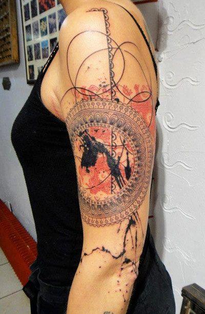 Tattoo Artist - Xoil  Tattoo | www.worldtattoogallery.com