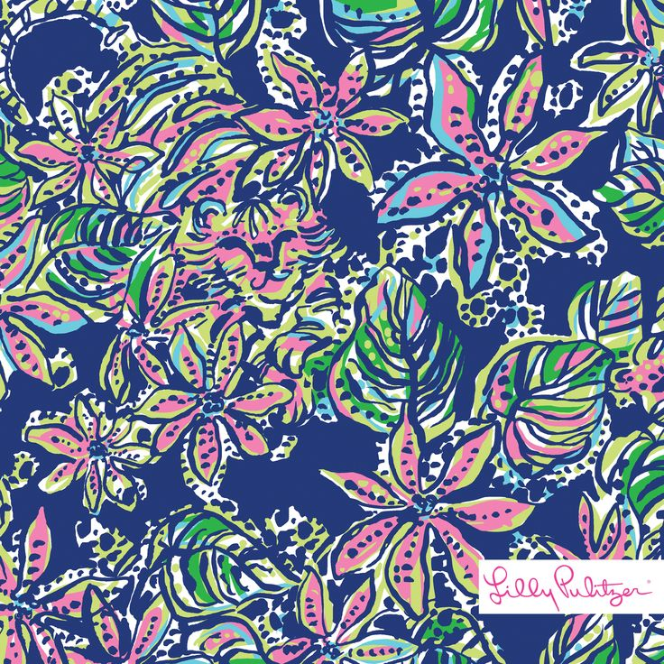 152 best patterns we love lilly pulitzer kate spade for Wallpaper prints patterns
