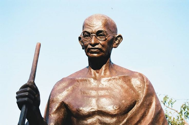 These quotes will give you a glimpse into the mind of Mahatma Gandhi, and empower you to change the world.