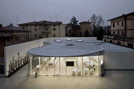 Coortesía de Andrea Maffei Architects