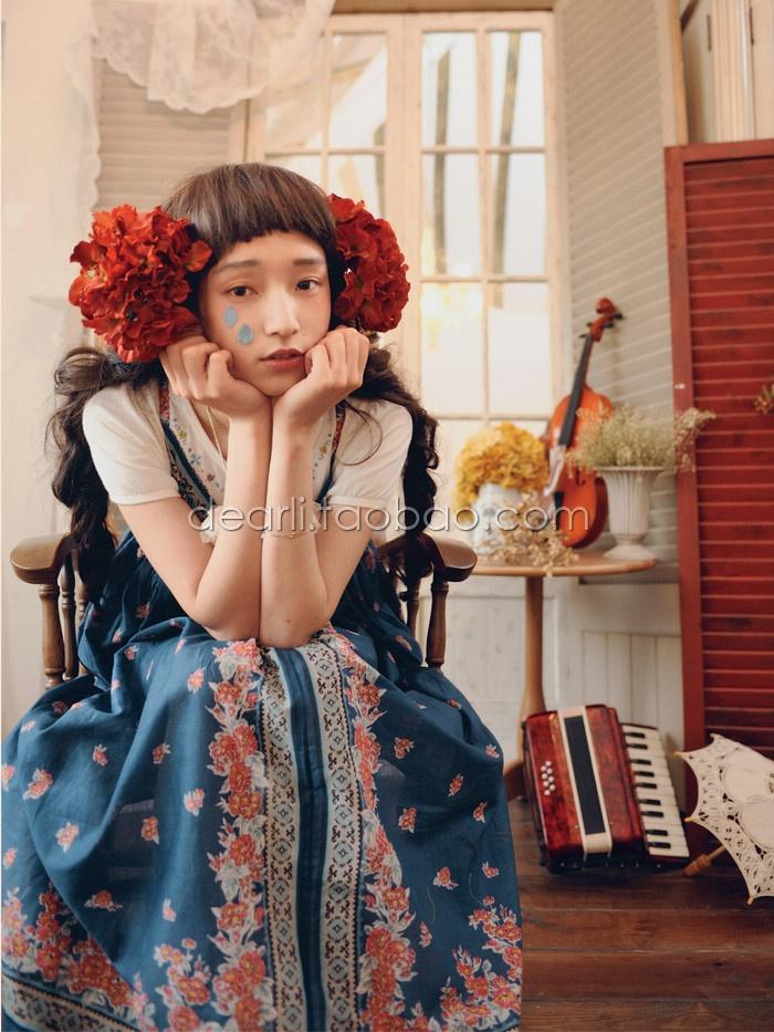 Mori girl clothes (c) dearli