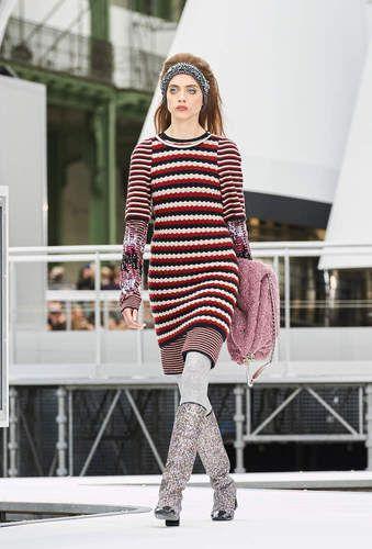 Ready-to-wear - Fall-Winter 2017/18 - Look 17 - CHANEL