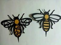 My friend's Vintage Bee SVGs