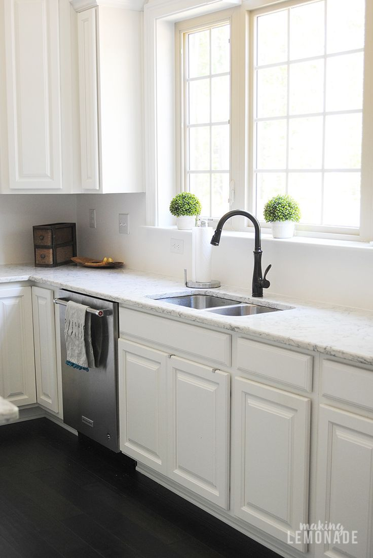 Best Hardware for White Kitchen Cabinets 2021 in 2020 ...