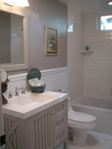 Paint colors home and pedestal on pinterest for Martha stewart bathroom design ideas