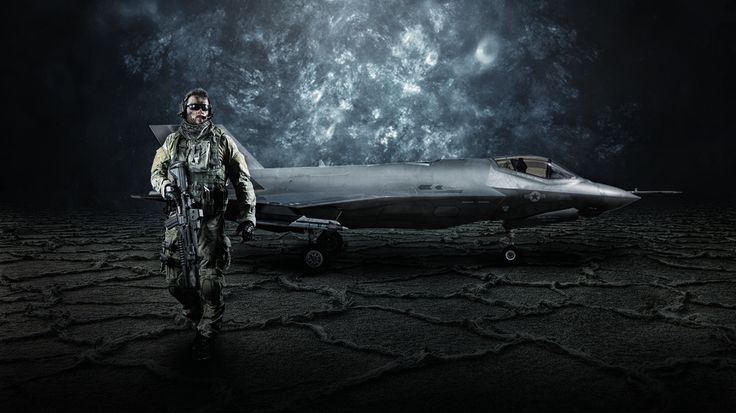 Behance :: Military Composition - Test.1 by Daniele Galasso