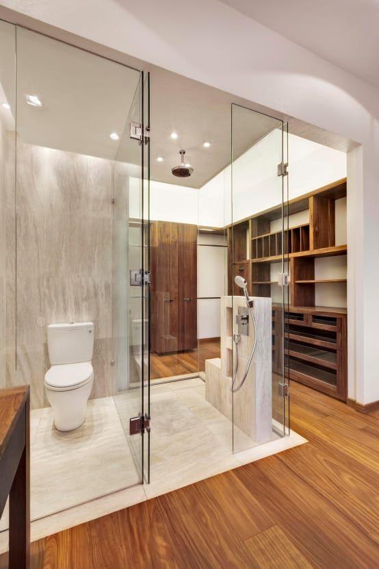 Alles andere als langweilig! Diese Badezimmer Ideen bringen mehr Abwechslung mit sich.
