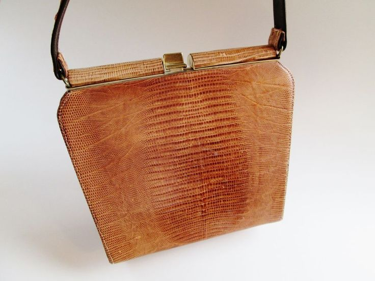 hermes wallets - Snakeskin Purse Vintage 1950's Kelly Bag Reptile Accessory $60 ...