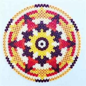 Hama Bead Mandalas | Circular Hama Beads Patterns ...