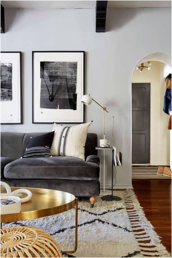 Wohnzimmer Pinterest Wohnzimmer Samt Sofa Grau Neu The Best Wohnzimmer Inspiration Images Grey Couch Living Room Black And White Living Room Living Room White