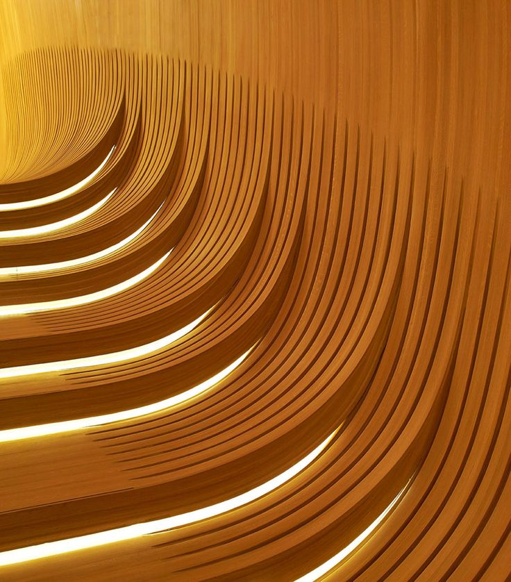 Best Architecture Photographer Of The Year 2014 Was Awarded To British Duo  Hufton + Crow For Capturing Zaha Hadidu0027s Heydar Aliyev Centre Staircase.