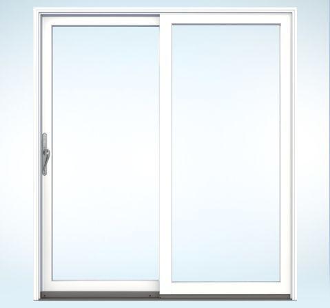 119 best images about front door on pinterest exterior for Narrow sliding patio doors