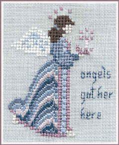 The Victoria Sampler - Celeste Angel