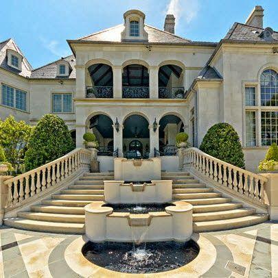 M s de 1000 ideas sobre casas de lujo en pinterest casa - Fotos de casa de lujo ...