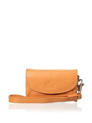 48% OFF Rowallan of Scotland Women's Cambpell Camera Wristlet, Mandarin Orange, One Size