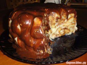 """Я его нашла!!! (рецепт домашнего тортика родом из детства """"Медовые шарики"""")"""