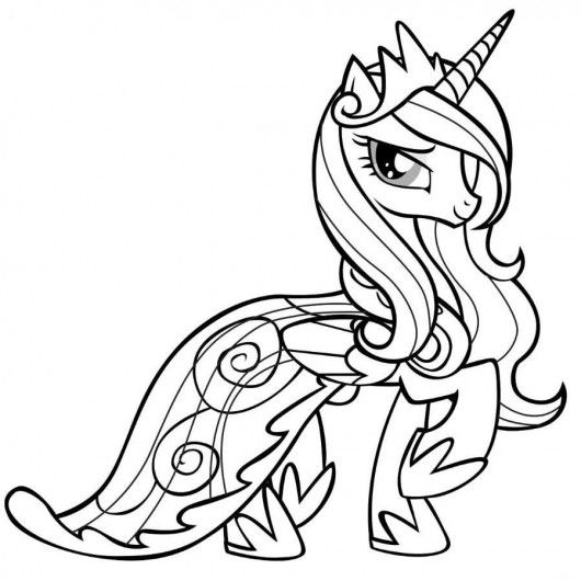 My Little Pony Zecora Coloring Pages : Best images about my little pony malesider on pinterest