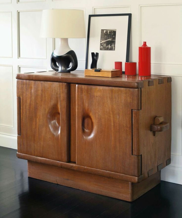 Cabinet by Alexandre Noll from the collection of Jon Stryker