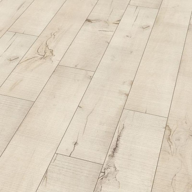 New Emotion Professional 11mm White Riffle Oak  Laminate Flooring