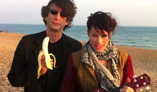 amanda palmer and neil gaiman dating