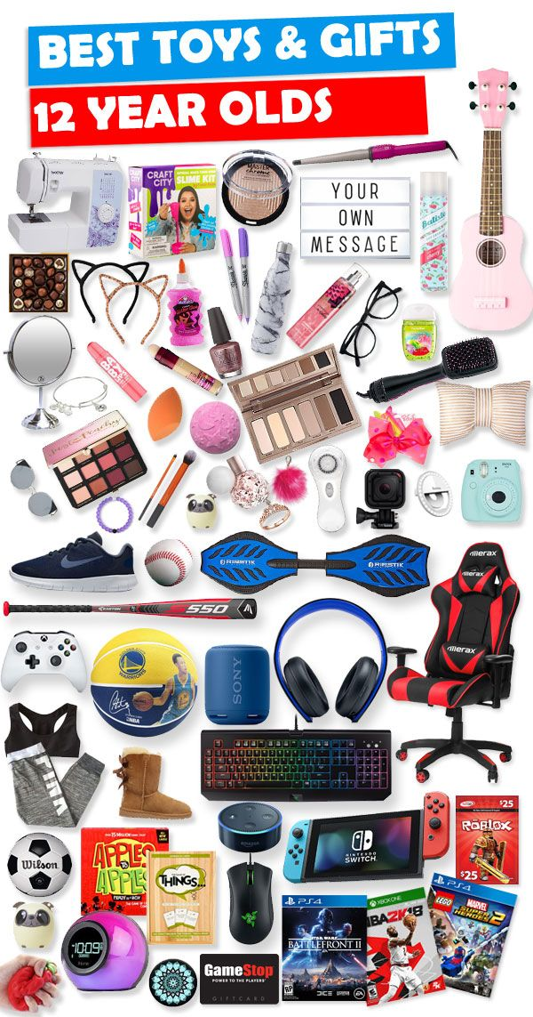 Best gifts and toys for 12 year olds 2018 best gifts for - Cool things to buy for your room ...