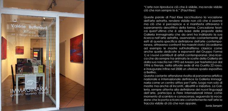 Immaginaria Arti Visive Gallery Firenze
