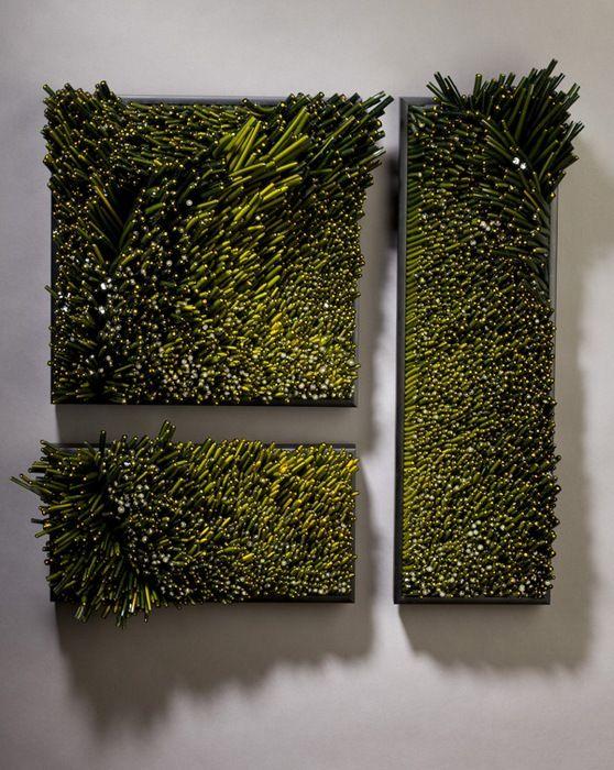 *Перед дождем*: стеклянные поделки Шайны Лейб