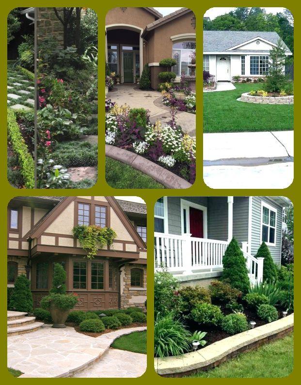 Home Landscape Design In 2020 Landscape Design Backyard Landscaping Landscape