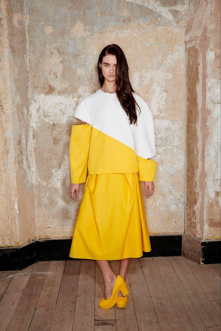 Edeline Lee Spring 2015 Ready-to-Wear