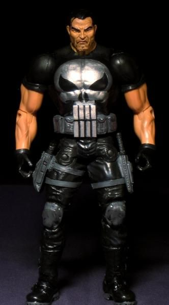 Punisher Custom Action Figure