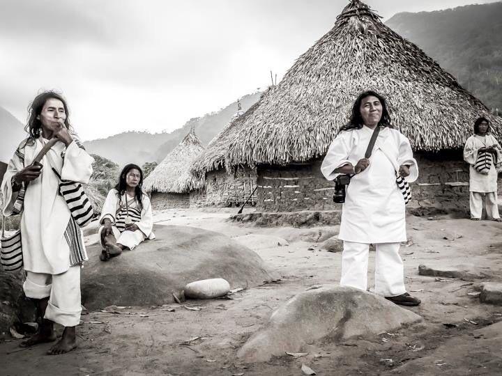 Colombian Kogi tribe, Julian Lennon