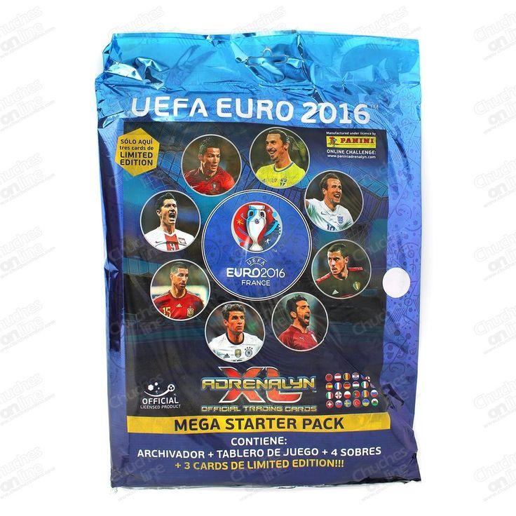 MEGA STARTER PACK EURO ADRENALYN 2016