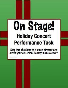 concert performance essay